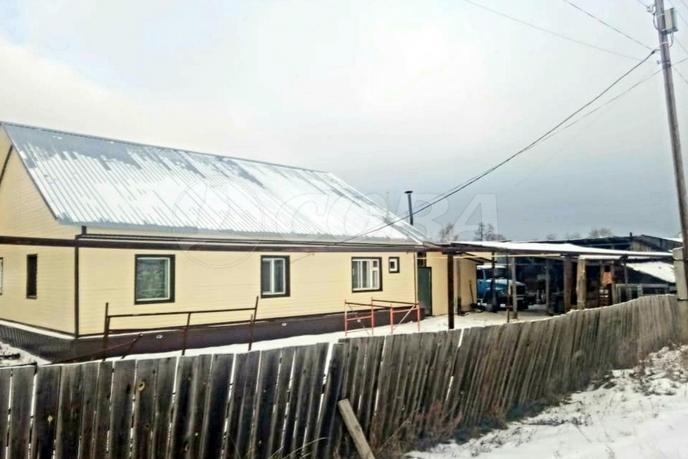 Загородный дом с баней, п. Прииртышский, Абалакский тракт