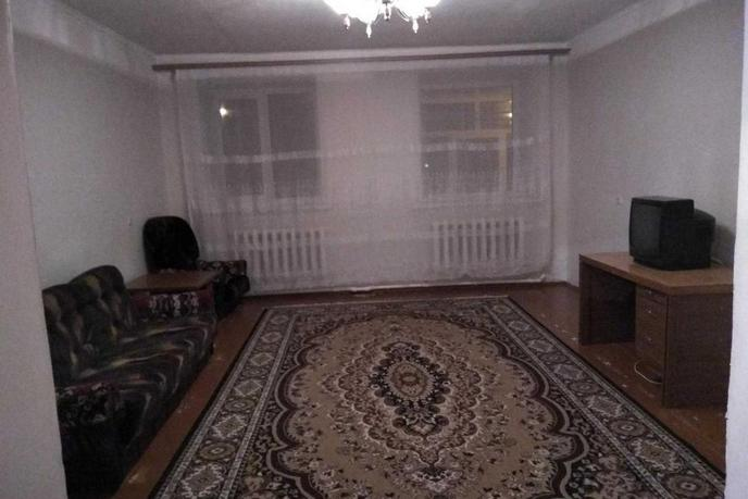 4 комнатная квартира , ул. улица Северный микрорайон, 6, с. Каскара