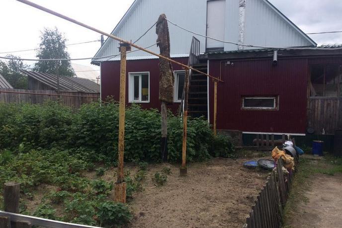Загородный дом с баней, п. Снежный, в районе Барсово