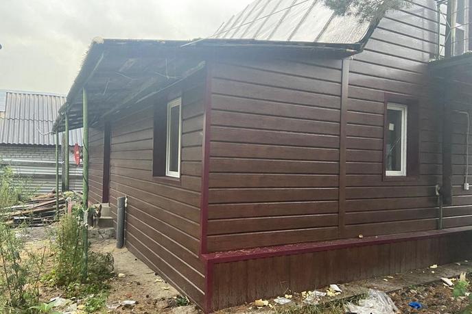 Дом, с/о садоводческое некоммерческое товарищество Газовик, в районе за ЖД вокзалом