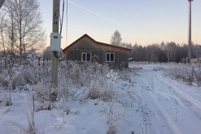 Частный дом, д. Новопокровка, по Велижанскому тракту