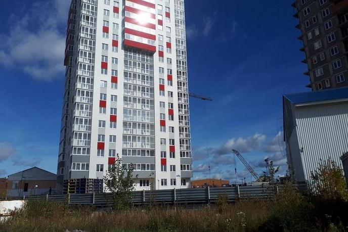 2 комнатная квартира  в новом доме,  на КПД в районе 50 лет Октября, Жилой комплекс «Славутич», г. Тюмень
