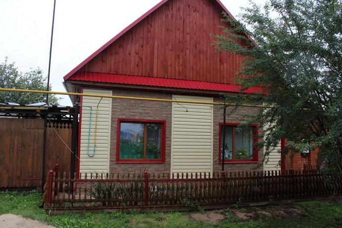 Частный дом с баней, в районе Западный, г. Ялуторовск, по Ялуторовскому тракту