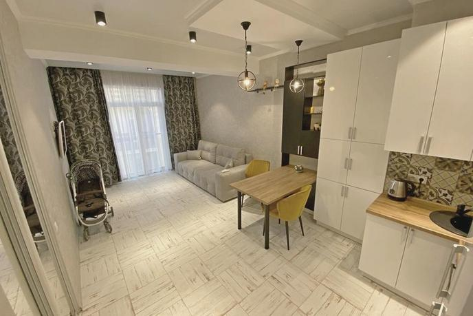 1 комнатная квартира  в районе Бытха, ул. Бытха, 2Б, ЖК «Бытха 2016», г. Сочи