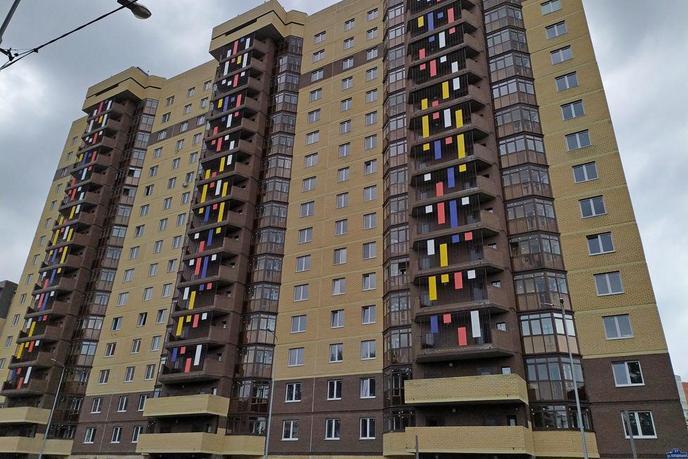 2 комнатная квартира  в районе ул.Елизарова, ул. Холодильная, 21, ЖК «Северное сияние», г. Тюмень