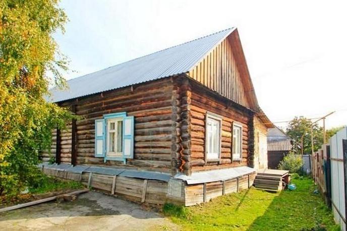 красивый дом, в центре, г. Ялуторовск, по Ялуторовскому тракту