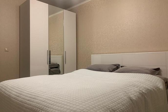 3 комнатная квартира  в Европейском мкрн., ул. Эрвье, 26, Микрорайон «Европейский», г. Тюмень