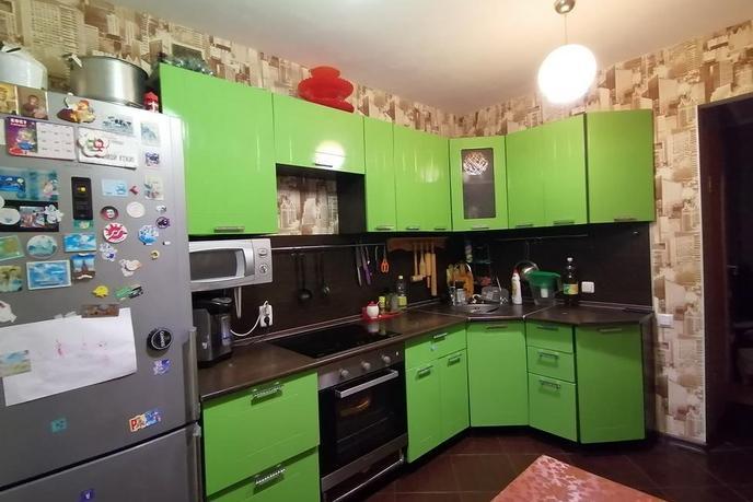 2 комнатная квартира  в районе ММС, ул. Голышева, 4, Жилой дом «Fresh», г. Тюмень