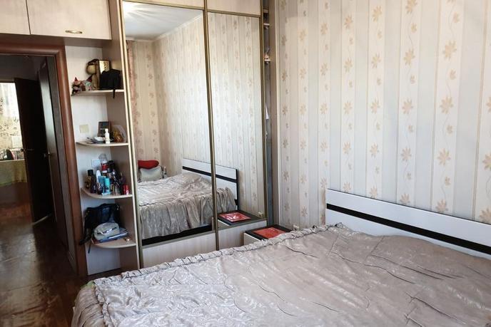 3 комнатная квартира  в районе Центральная часть, ул. Бурлаки, 14А, п. Московский