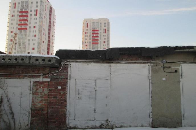 Гараж капитальный на КПД в районе 50 лет Октября, г. Тюмень, ГКИА «Алитет»