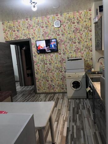 1 комнатная квартира  в районе ТРЦ Аура, ул. Александра Усольцева, 26, г. Сургут