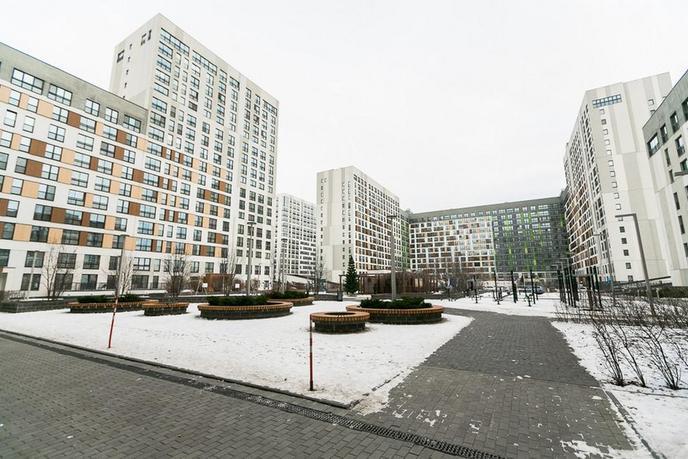 2 комнатная квартира  на КПД в районе 50 лет Октября, ул. 50 лет Октября, 57А, ЖК «Новин», г. Тюмень