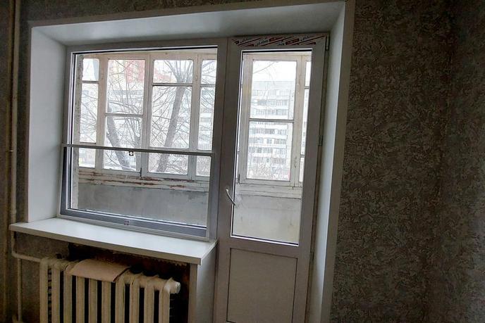 1 комнатная квартира  в Заречном 2 мкрн., ул. Заречный проезд, 31, г. Тюмень