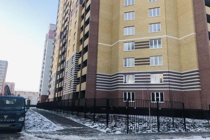 1 комнатная квартира  в новом доме,  в Восточном 3 мкрн., ЖК «Квартет», г. Тюмень
