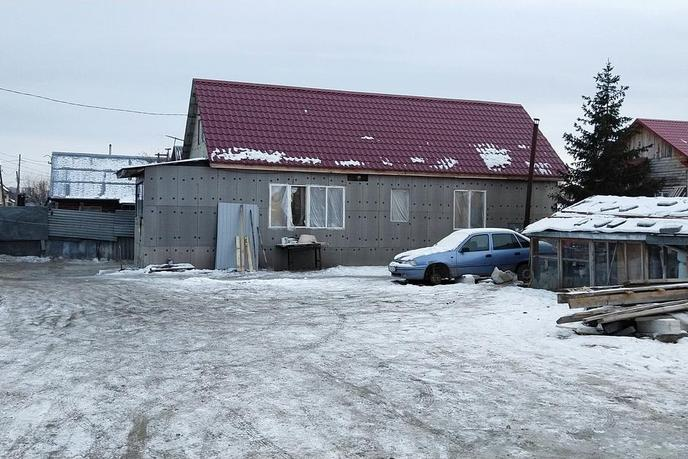 Дом, в районе Казарово, с/о садовое товарищество Энергетик, по Салаирскому тракту