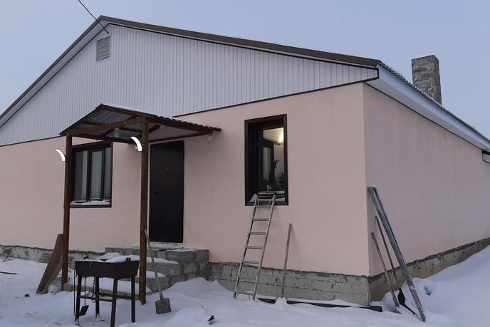 Загородный дом, в районе Новая нарезка, с. Гусево, по Московскому тракту