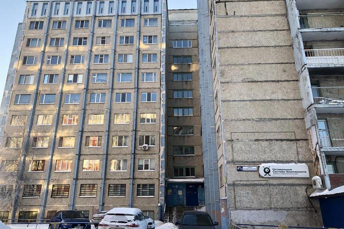1 комнатная квартира  в районе 25-й микрорайон, ул. Мелик-Карамова, 47/2, г. Сургут