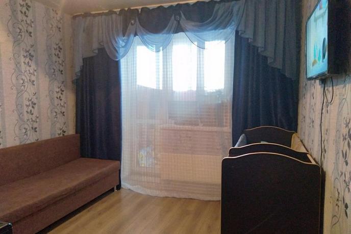 Студия в районе Тарманы, ул. Верхнетарманская, 5, Жилой комплекс «Новый мыс 3.0», г. Тюмень