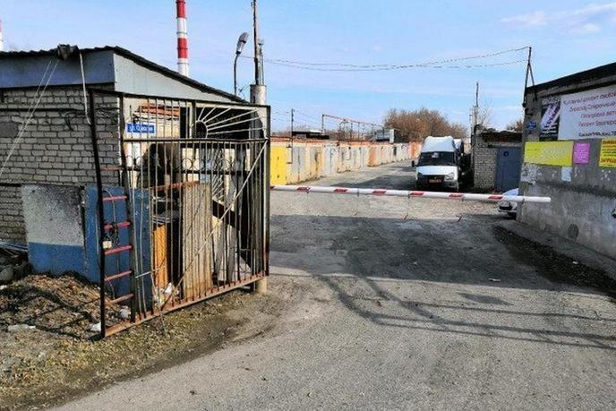 Гараж капитальный в районе студгородка, г. Тюмень,  ГК «Сириус-40»