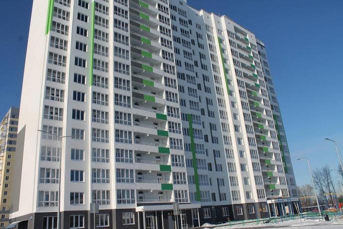 1 комнатная квартира  в Антипино, ул. Буденного, 1А/1, Дом на Буденного, г. Тюмень