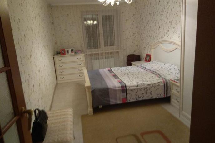 3 комнатная квартира  в районе ДСУ, ул. Революционная, 124, г. Заводоуковск