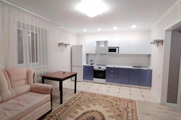 2 комнатная квартира  в районе Нагорный Тобольск, ул. Микрорайон 3Б, 19Б, г. Тобольск
