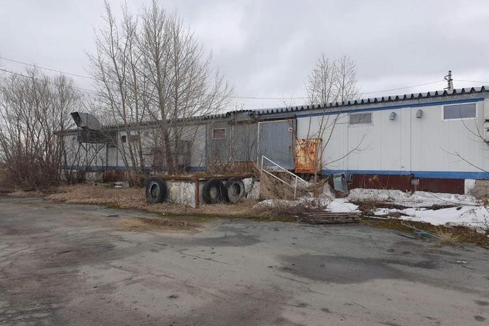 Участок промышленное, в районе Копытово, г. Тюмень