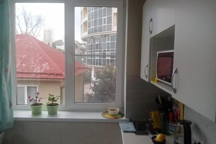 1 комнатная квартира  в районе Нижняя Светлана, ул. Учительская, 7, г. Сочи