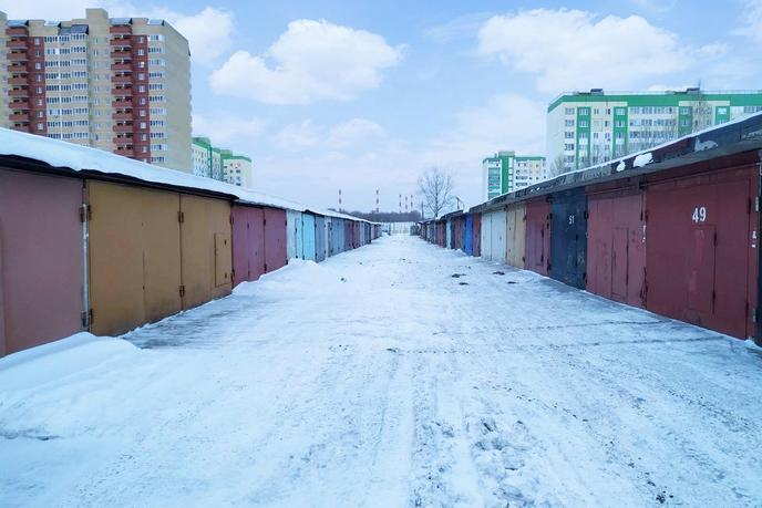 Гараж капитальный в районе Лесобаза (Тура), г. Тюмень, ГК