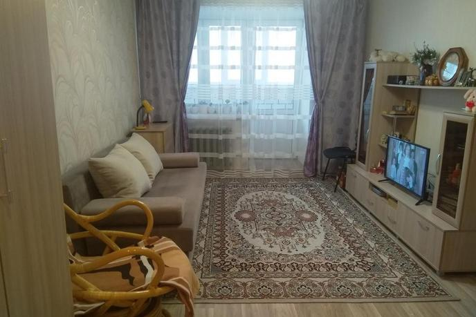 1 комнатная квартира  в районе Войновка, ул. Энергостроителей, 15, ЖК «Квартет», г. Тюмень