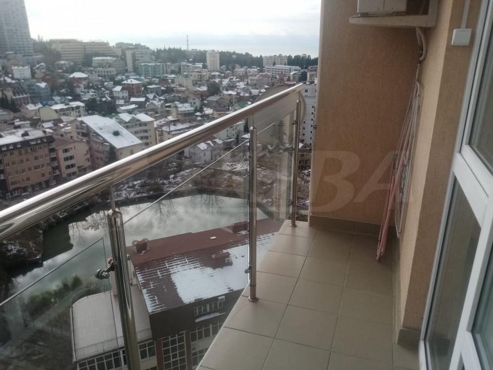 1 комнатная квартира  в районе Новый Сочи, ул. Бамбуковая, 42, г. Сочи