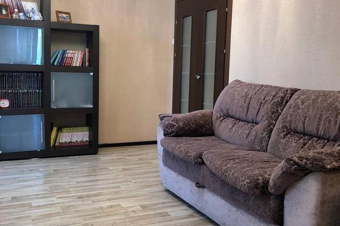 3 комнатная квартира  в районе ЖД Вокзала, ул. Первомайская, 60, г. Тюмень