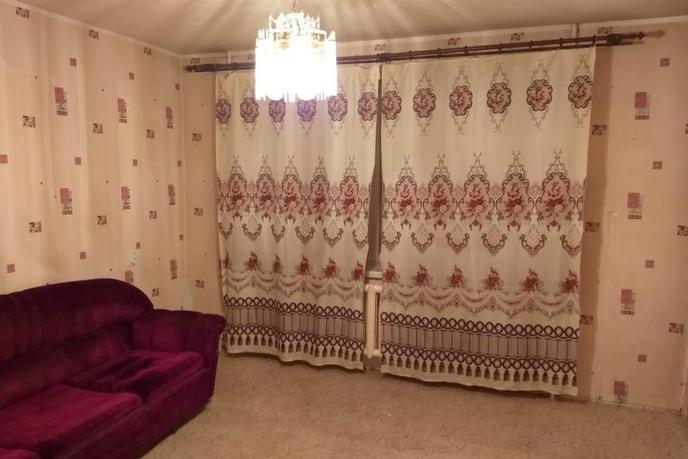 1 комнатная квартира  в районе Заозёрный, ул. 6-й микрорайон, 32, г. Курган