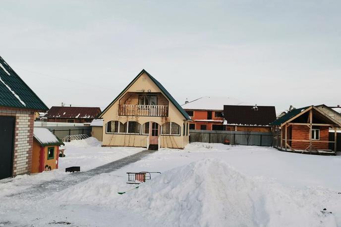 Благоустроенная дача с баней, с/о Товарищество собственников недвижимости Серебряный бор, в районе Старый тобольский