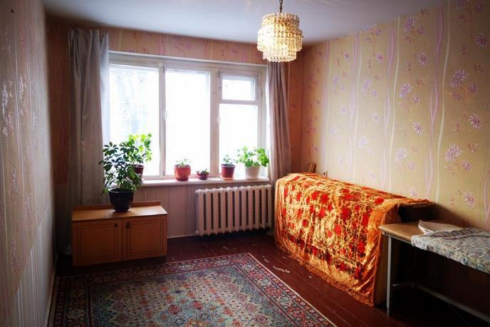 3 комнатная квартира  в районе Рябково, ул. Черняховского, 8, г. Курган
