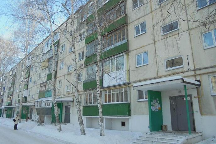 1 комнатная квартира  в районе Рябково, ул. Черняховского, 10, г. Курган