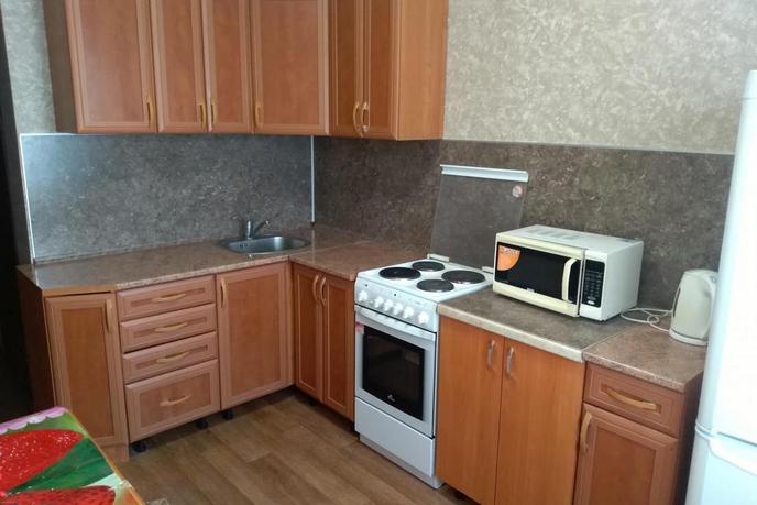 2 комнатная квартира  в районе Лесобаза (Тура), ул. Мебельщиков, 1, г. Тюмень
