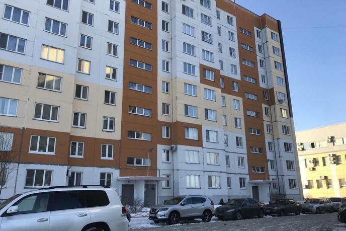 3 комнатная квартира  в районе Центральный, ул. Бурова-Петрова, 96Г, г. Курган