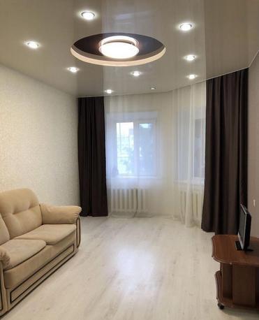 1 комнатная квартира  в районе 25-й микрорайон, ул. Комсомольский Проспект, 31, г. Сургут