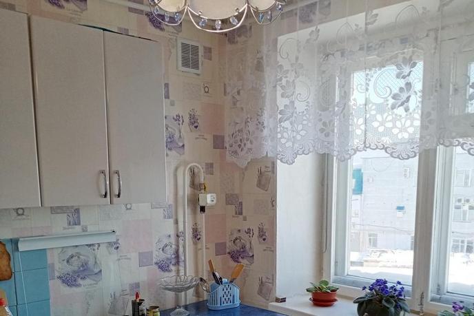 2 комнатная квартира  в районе Центральный, ул. Дзержинского, 10А, г. Курган
