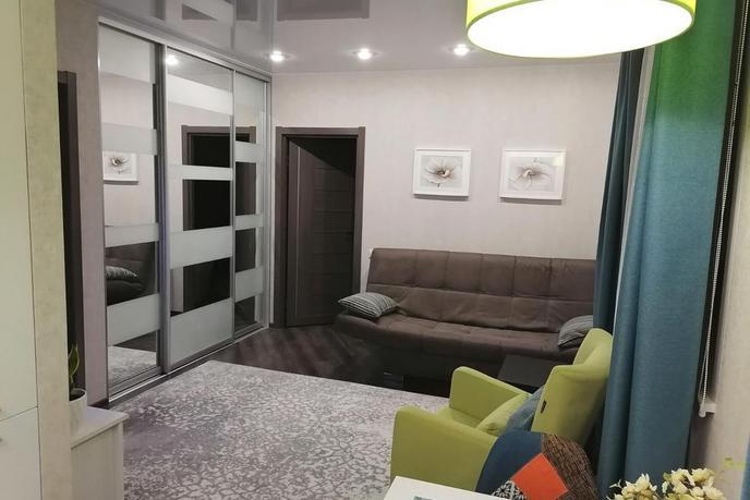 2 комнатная квартира  в районе Центральный, ул. Володарского, 109, г. Курган