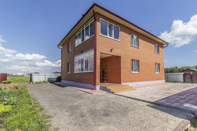Загородный дом, в районе мкр. «Луговое-72», с. Луговое, по Ирбитскому тракту