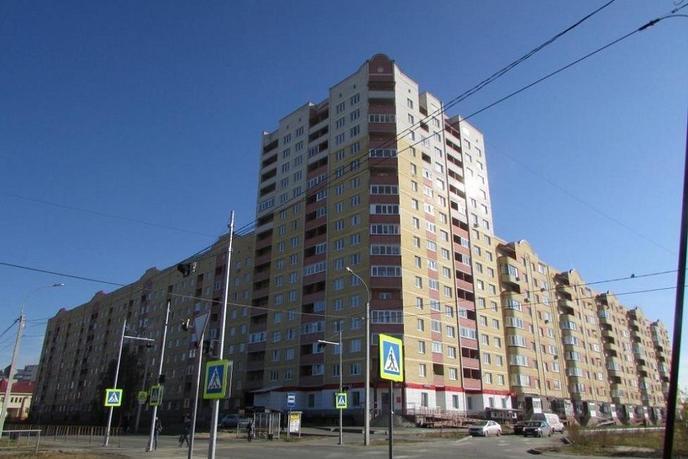 2 комнатная квартира  в районе Войновка, ул. Малая Боровская, 28/1, ЖК «Серебряные ключи», г. Тюмень