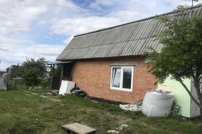 Дом, Тобольского тракта, д. Тураева, по Тобольскому тракту