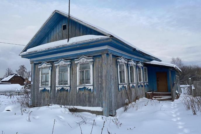 Загородный дом, п. Прииртышский, Абалакский тракт