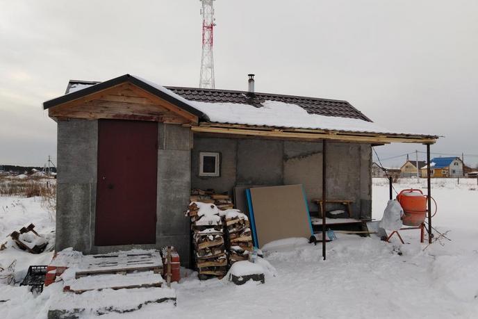 Частный дом с баней, в районе улицы Полевой, с. Перевалово, по Московскому тракту
