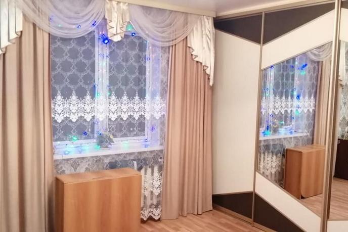 2 комнатная квартира  в районе Заозёрный, ул. 1-й микрорайон, 35/1, г. Курган