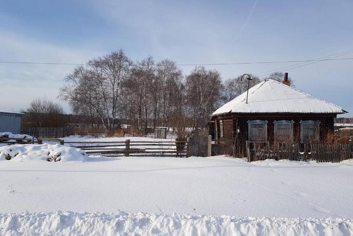 Ветхий дом, д. Гурина, по Московскому тракту