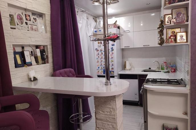 2 комнатная квартира  в районе Центральный, ул. Володарского, 62, г. Курган