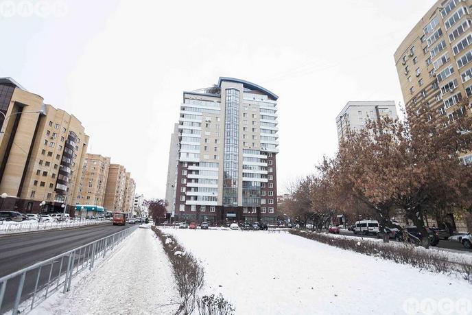 3 комнатная квартира  в районе Дома печати, ул. Комсомольская, 75, г. Тюмень